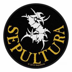 Aufnäher Sepultura Circular Logo