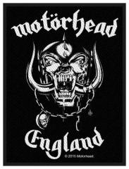 Aufnäher Motörhead England