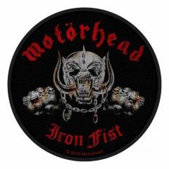 Aufnäher Motörhead Iron Fist