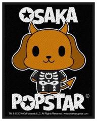 Aufnäher Osaka Popstar Skeledog
