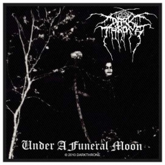 Aufnäher Darkthrone Under A Funeral Moon