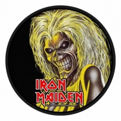 Aufnäher Iron Maiden Killers Face