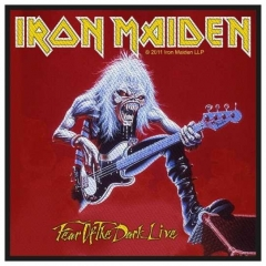 Aufnäher Iron Maiden Fear Of The Dark