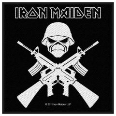Aufnäher Iron Maiden A Matter Of Life