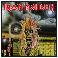Aufnäher Iron Maiden Iron Maiden