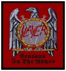 Aufnäher Slayer Seasons In The Abyss