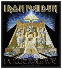 Aufnäher Iron Maiden Powerslave