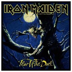Aufnäher Iron Maiden Fear Of The Dark