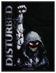Aufnäher Disturbed Reaper