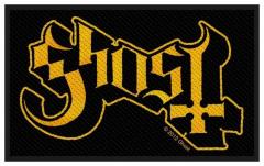 Aufnäher Ghost Logo