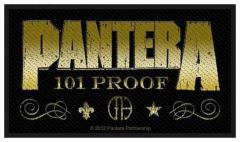 Aufnäher Pantera Whiskey Label