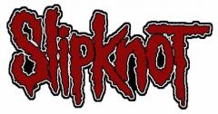 Aufnäher Slipknot Logo