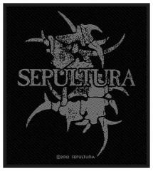 Aufnäher Sepultura Logo