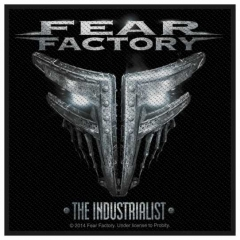 Aufnäher Fear Factory The Industrialist