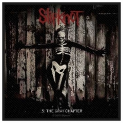 Aufnäher Slipknot The Gray Chapter