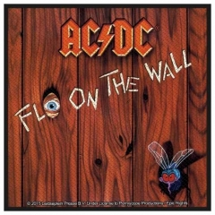 Aufnäher ACDC Fly On The Wall