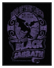Aufnäher Black Sabbath Lord of this World