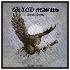 Aufnäher Grand Magus Sword Songs