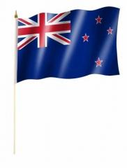 Neuseeland Stockfahnen