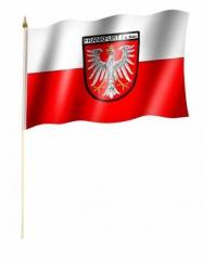Frankfurt am Main Stockfahnen