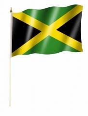 Jamaika Stockfahnen