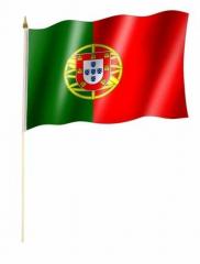 Portugal Stockfahnen