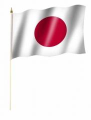 Japan - Stockfahne