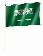 Saudi Arabien - Stockfahne