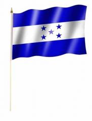 Honduras Stockfahnen