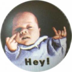Anstecker Naughty Baby