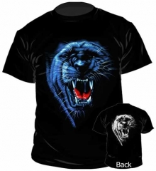 T-Shirt Blue Panther