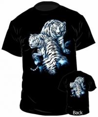 T-Shirt White Tigers