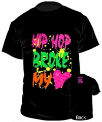T-Shirt Hip Hop Broke My Heart