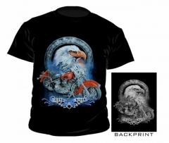 T-Shirt Eagle & Bike