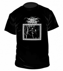 Darkthrone Taakeferd/Under A Funeral Moon T Shirt