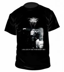 Darkthrone A Blaze In The Northern Sky T Shirt