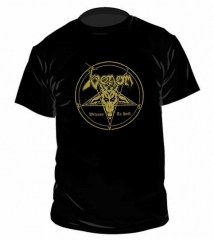 Venom Welcome To Hell T Shirt