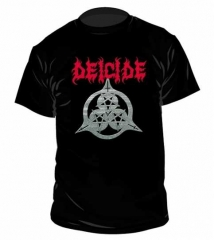 Deicide Once Upon The Cross T Shirt