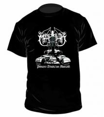 Marduk Panzer Division T Shirt
