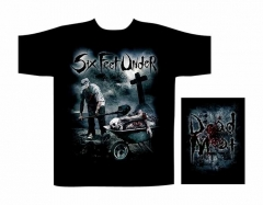 T-Shirt - Six Feet Under - Dead Meat