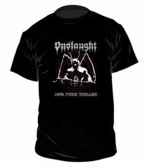 Onslaught 100% Pure Thrash T Shirt
