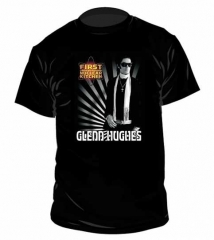 Glenn Hughes The Bass It Don't Lie T Shirt