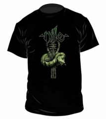 Nile Darkened Shrines T Shirt