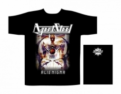 T-Shirt - Agent Steel - Alienigma