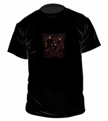 Immortal Damned In Black T Shirt