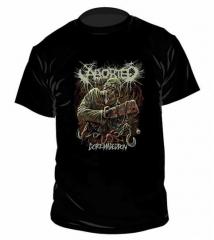 Aborted Goremageddon T Shirt