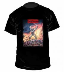 Internal Bleeding Inhuman Suffering T Shirt