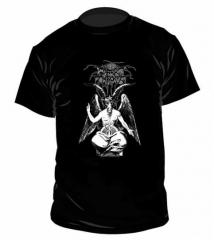 Darkthrone Black Death Beyond Baphomet T-Shirt
