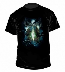 Aborted Global Flatline T Shirt