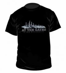 At the Gates At War With Reality T Shirt